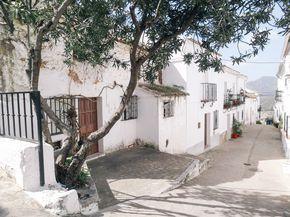 blog voyage, Zahara de la Sierra, route des villages blancs - andalousie