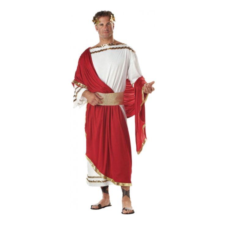 Romersk Caesar Maskeraddräkt