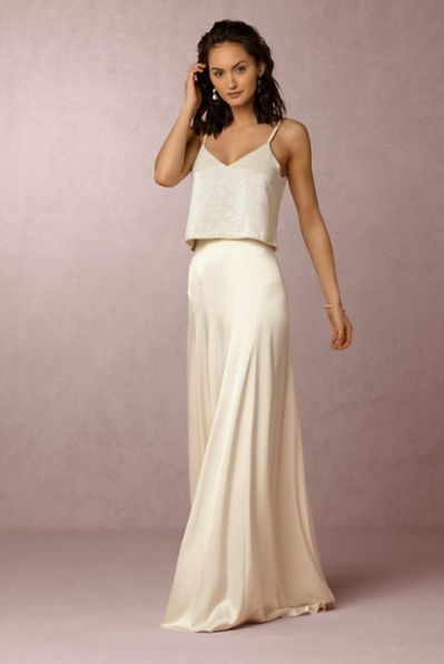 Understated Wedding Dresses