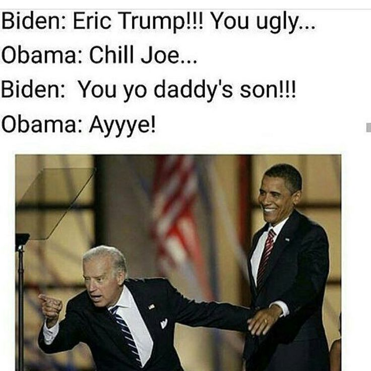 The Joe Biden memes are the purest and best thing to come out of 2016.