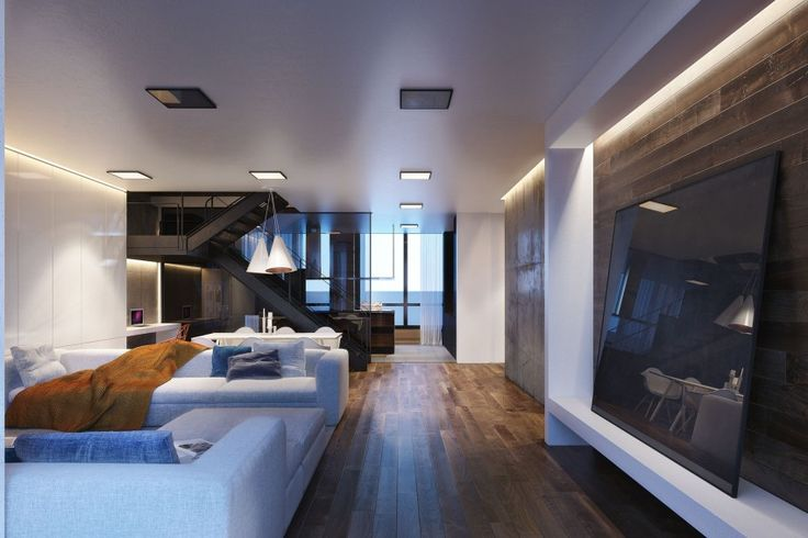 Cozy Apartment Exhibiting Diverse Textures in Kiev: House S 2