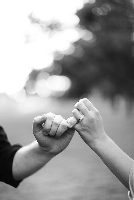Pinky Promise has always been our thing!