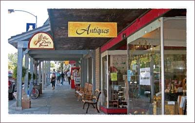Appalachian Antiques Mall in Downtown Boone North Carolina...one of the best in NC!