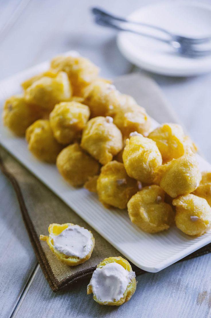 I #tortelli? Non solo #dolci! Ecco una delle mie versioni preferite, prova i miei tortelli #salati al #formaggio ripieni con crema al #prosciutto!