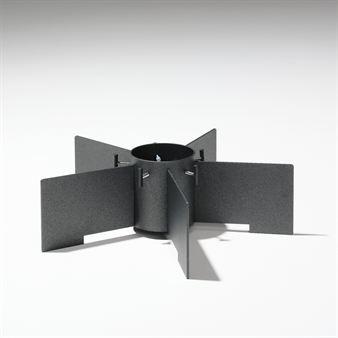 Turbin Christmas tree stand - grey - SMD Design