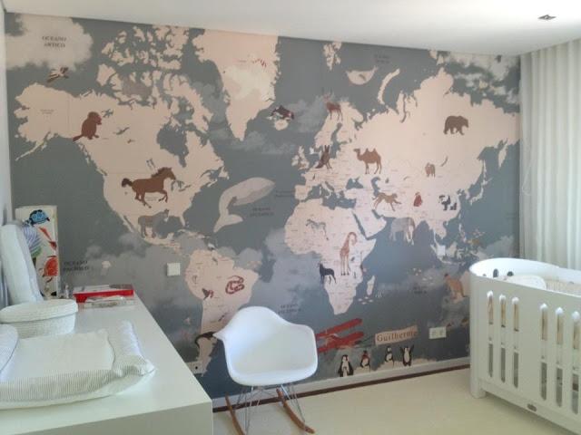 Amazing map wallpaper