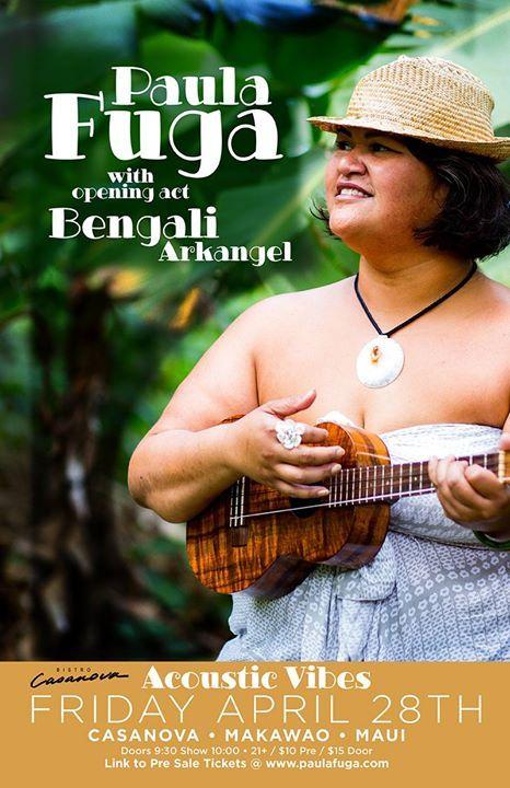 Paula Fuga in concert - http://fullofevents.com/hawaii/event/paula-fuga-in-concert-2/ #hawaiievents #Paula Fuga in concert