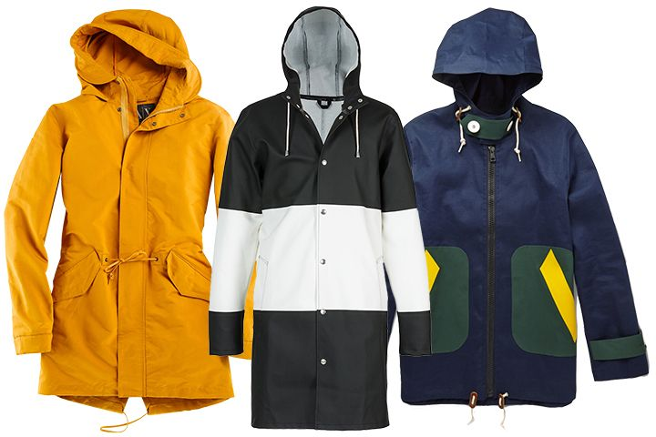 The 15 Best Raincoats for Men, From Trenches to Windbreakers - Bloomberg Business