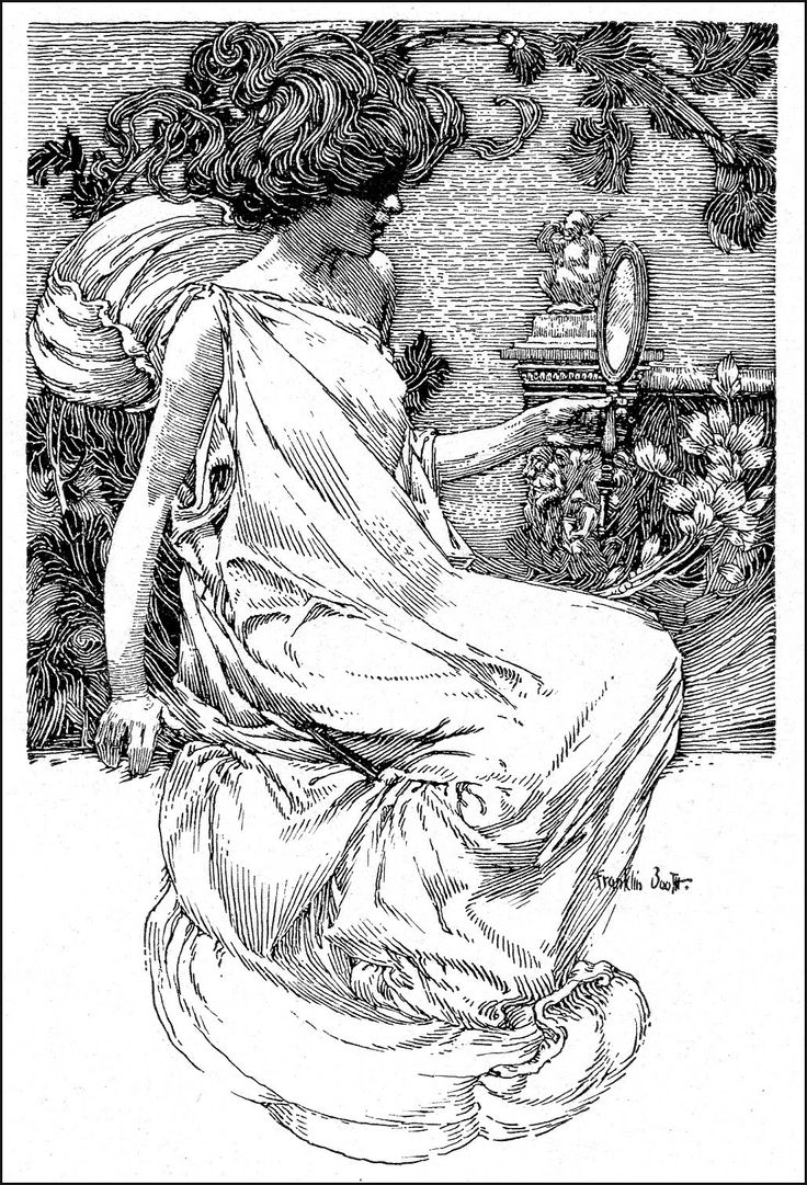 franklin booth_1908