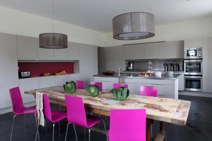 029_kitchen, Chateau de Varennes