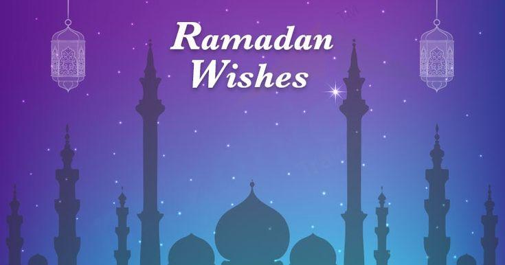 Ramadan Wishes.