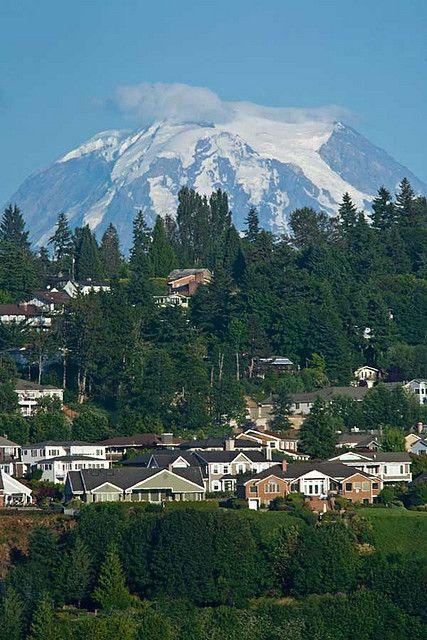 Tacoma zufällige Begegnungen