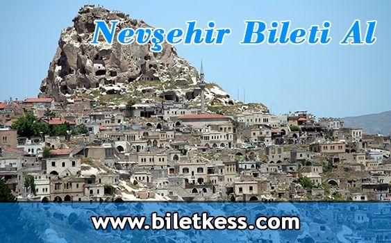 Nevşehir Otobüs Biletleri