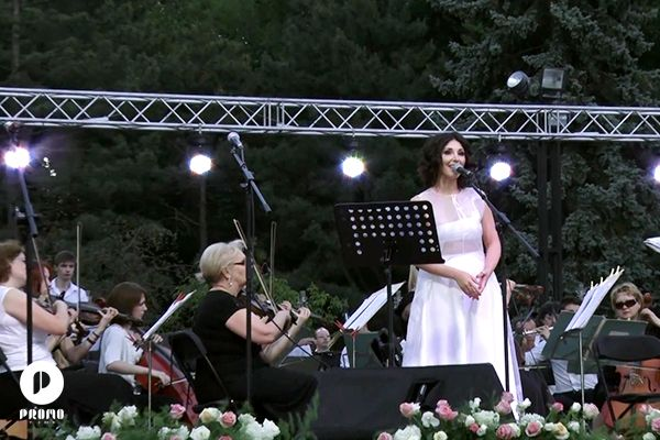"""Premiere the series """"Dialogues of love"""". Love story of two poets - Mihai Eminescu and Veronica Micle. http://www.dogamusic.com/en/Opera-Dia...  Timing. Based on the works of a brilliant classic of Romanian literature Mihai Eminescu and the poetess Veronica Micle, his beloved.  Symphony orchestra of Teleradio Moldova. Dumitru Carciumaru - сonductor.  http://www.youtube.com/watch?v=hyOZbQ9Q9oQ"""