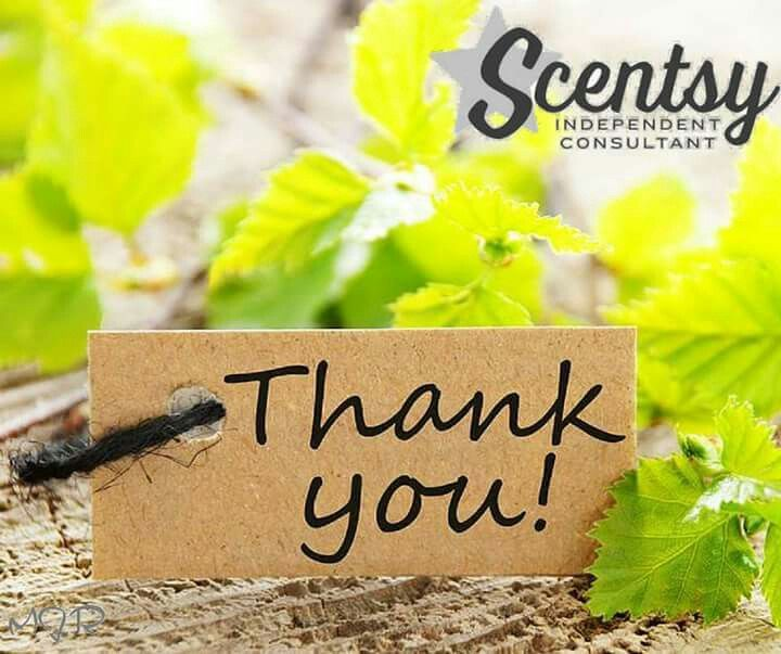 Thank You For Your Purchase Quotes: 47 Best Scentsy Thank You For Your Order Images On