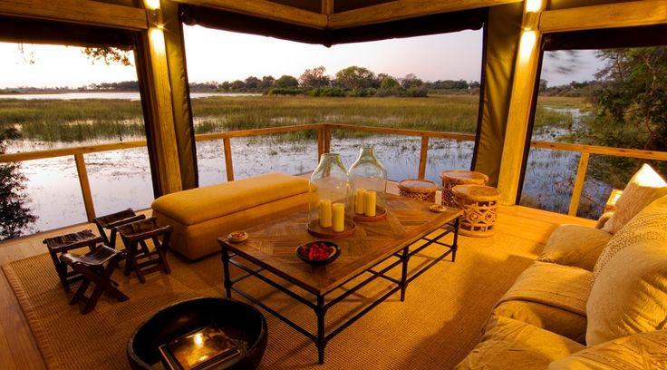 ©Wilderness Safaris|Abu Camp, Botswana