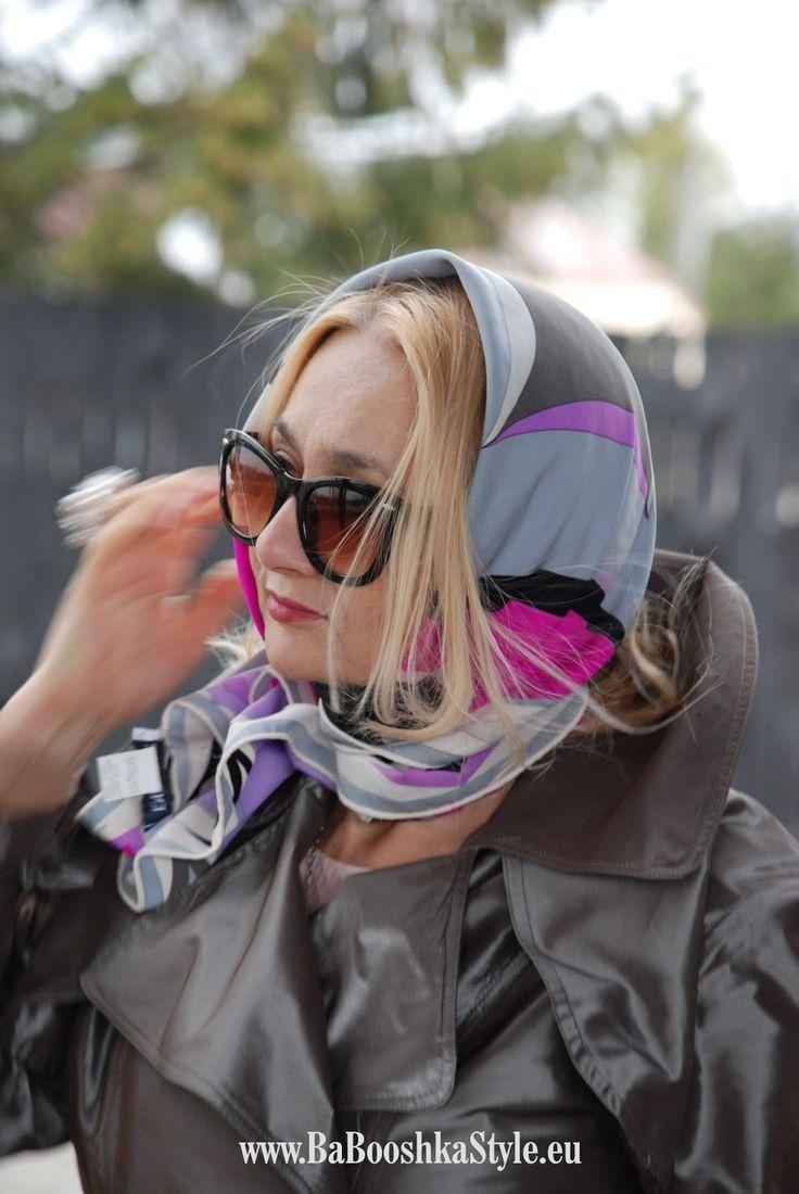 Babooshka Style - Blog modowy: Mantle in vintage style - Gunilla Ponten