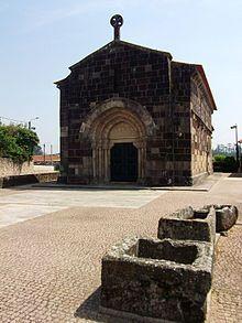 Igreja de São Cristóvão de Rio Mau – Wikipédia, a enciclopédia livre