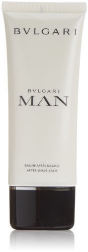 Aftershave and Pre-Shave: Man -Man After Shave Balm 100Ml 3.3Oz Bvlgari -> BUY IT NOW ONLY: $35.95 on eBay!