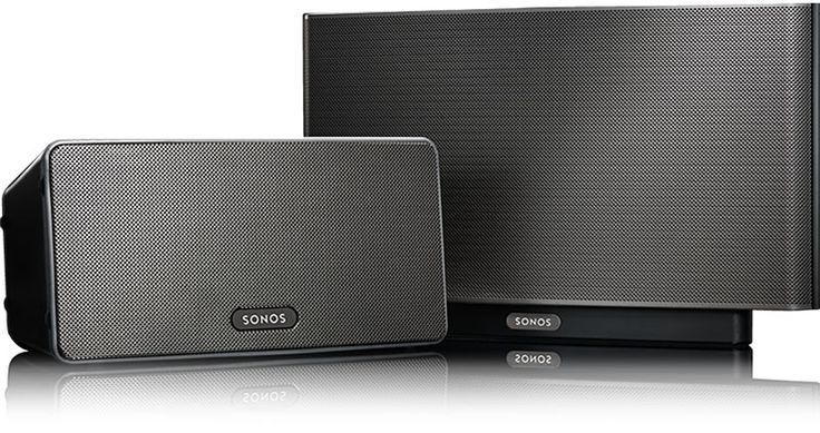 Sonos - one of the few products I won that does exactly what is claims to do, and does it extremely well.