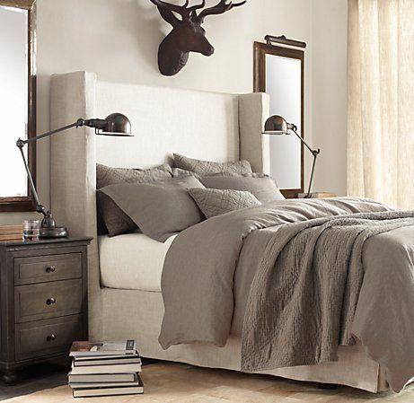 Vintage chic: Inspirasjon: soverom/ Inspirational bedrooms