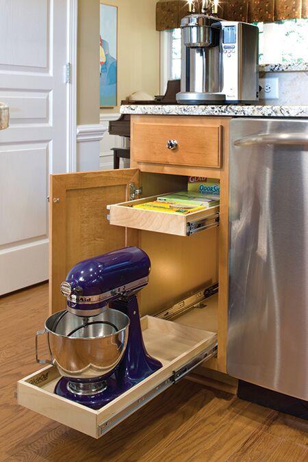 base cabinet solutions kitchen cabinets portland shelfgenie of portland
