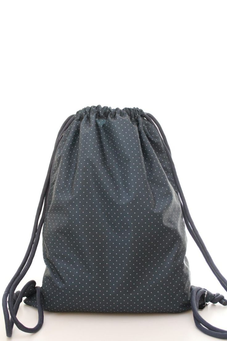 Can't go wrong with a Polka Dot Draw String Bag...  £11 // Free UK Delivery // £7 International Delivery  https://www.teeisland.co.uk/shop/polka-dot-draw-string-bag/
