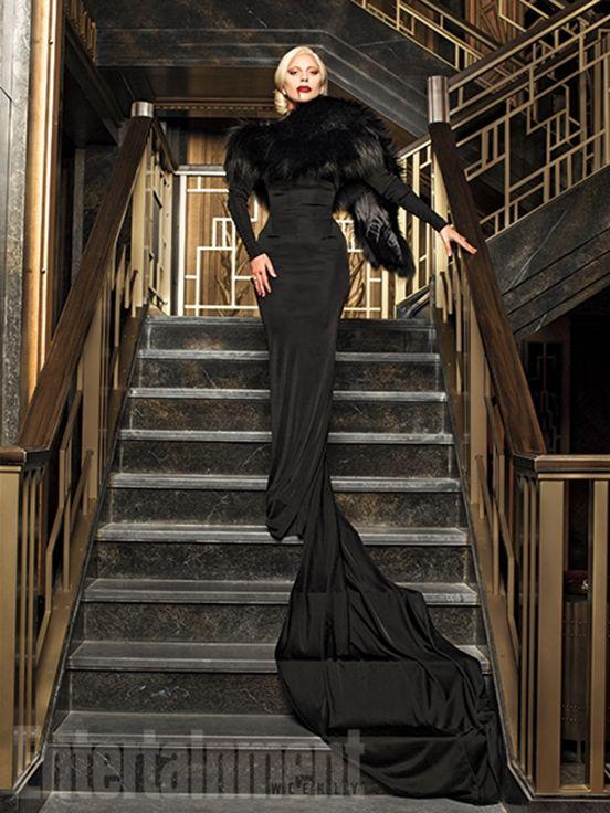 Goth glamor
