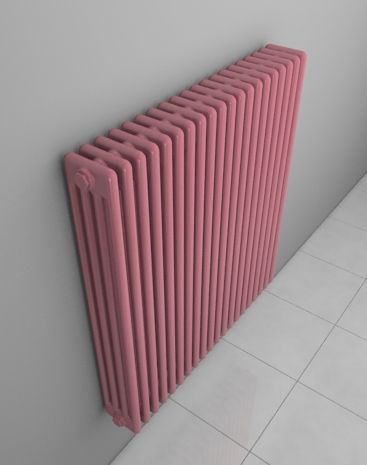AQUA IV.:   Tubular radiator from steel. Popular at reconstructions. Radiator with high heat output. In various colours. Central heating radiator. The number of segments is given by the name of the radiator. Delivery: 6 weeks.