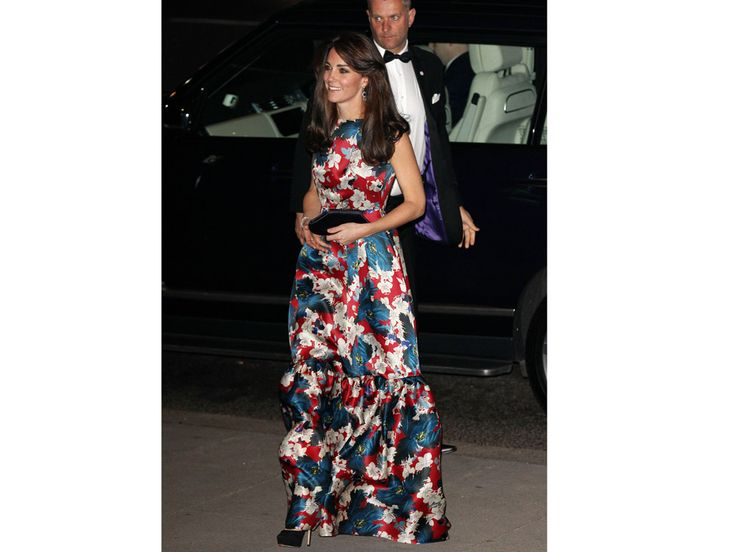 Pandora Delevingne is thought to have been giving the Duchess of Cambridge style advice...