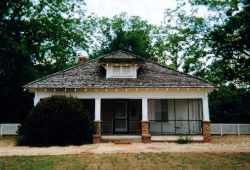 President Jimmy Carter's Childhood Home, Plains, Georgia