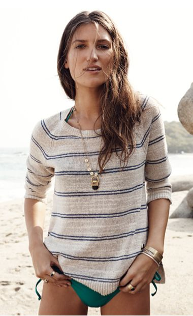 Cabinstripe Sweater
