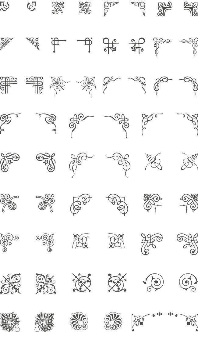 where are pain relief ornamente
