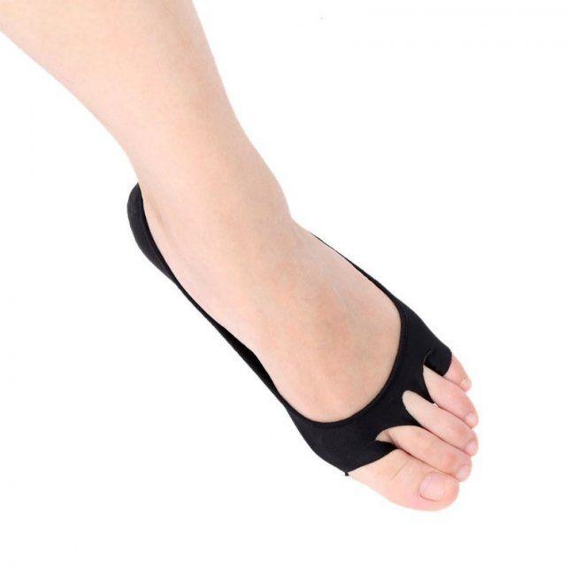 Skarpety Podtrzymujace Luk Stopy 2 Kolory 3 Compression Socks Toe Socks Feet Care