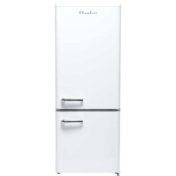 22 Bottom Freezer 7 Cu Ft Refrigerator In 2020 Bottom Freezer Bottom Freezer Refrigerator Counter Depth