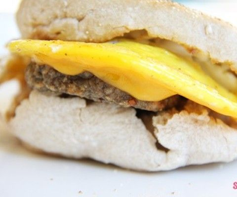 Skinny Swap: Sausage and Egg McMuffin  | Skinny Mom | Where Moms Get The Skinny On Healthy Living