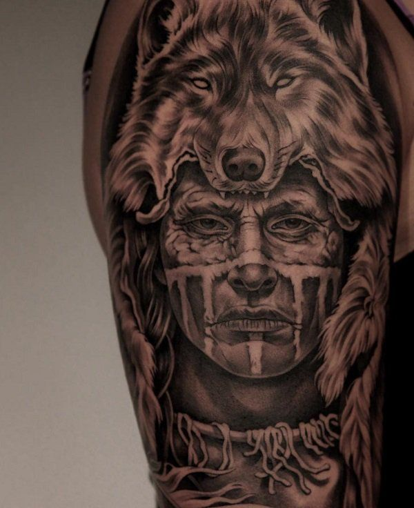 70 Native American Tattoo Designs Tattoo Likes Native