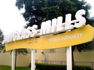Live in Miami? Shop at These Outlet Malls and Factory Stores: Sawgrass Mills
