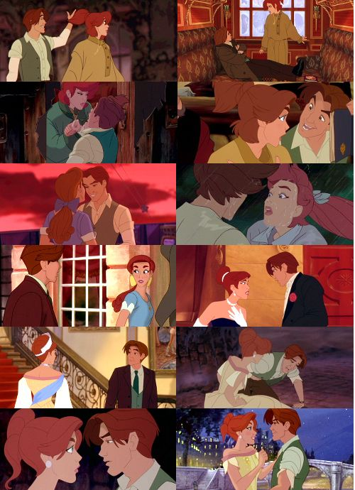 Anastasia! not Disney but still love it!