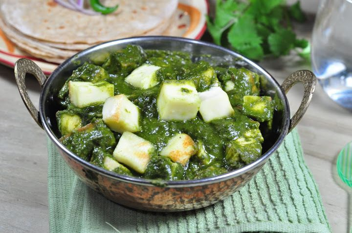Palek Paneer | A Culinary Journey With Chef Dennis