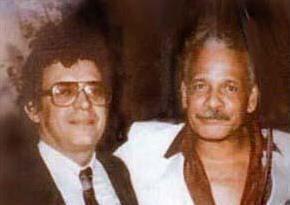 Hector Lavoe y Ismael Rivera