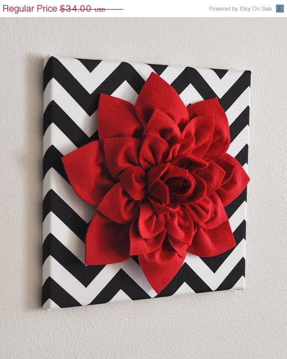 Hobby Lobby Chevron Wall Decor : Best ideas about red kitchen decor on