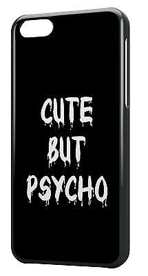 Cute but #psycho black phone case #iphone sony goth grunge halloween emo #hipster, View more on the LINK: http://www.zeppy.io/product/gb/2/181892037476/