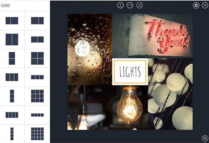Editor de imágenes para Chrome que permite aplicar efectos, mejorar fotografías, agregar texto y mucho más