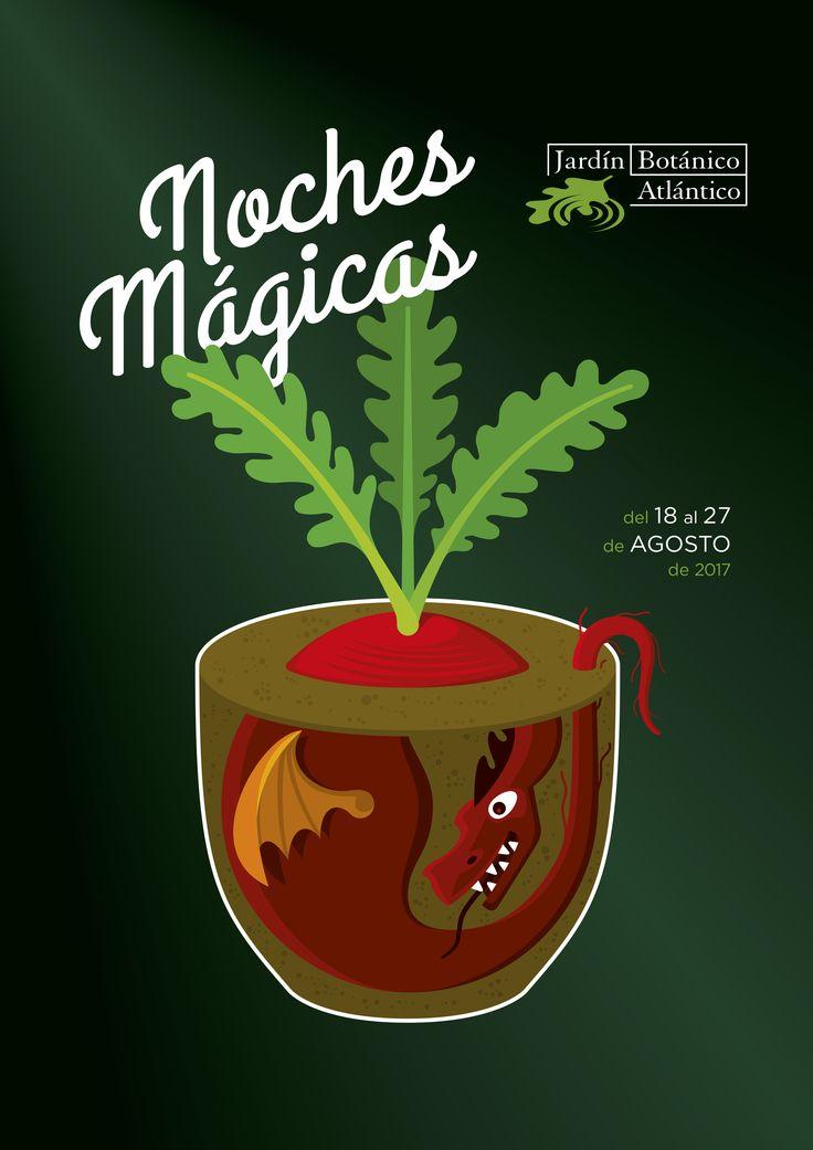 ::: jardín Botánico Atlántico de Gijón Cartel Actividad