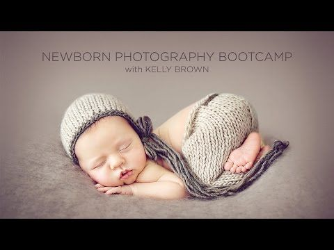 Newborn Photography: Flow Posing with Kelly Brown - YouTube