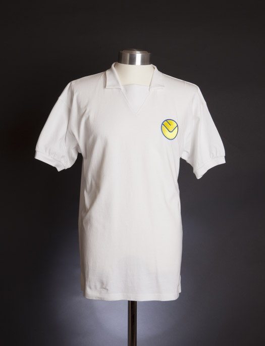 Leeds United 1974 shirt