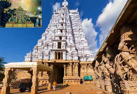 Ranganathha temple, Shrirangam, Trichy