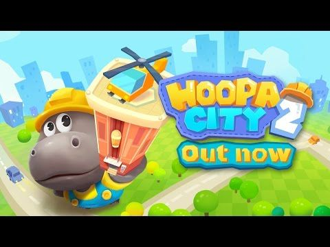 Hoopa City 2 by Dr Panda Games - Review @ The iMums
