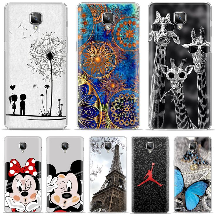 >> Click to Buy << Soft TPU Case For Oneplus 3 3t Cute Cartoon Soft Silicone Case Back Cover For Oneplus 3 / Oneplus Three / One Plus 3 Phone Cases #Affiliate